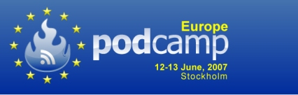 podcamp europe