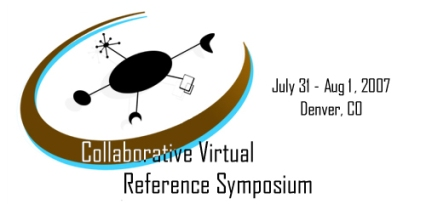 Collaborative Virtual Reference Symposium