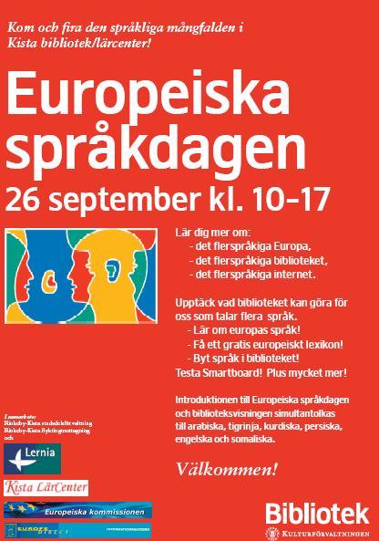 EU språkdagen